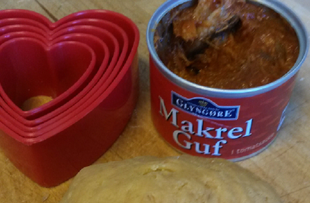 Makrelguf